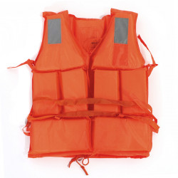 Adult Swimming Jackets Water Sport Dedicated Life Vest With Whistle