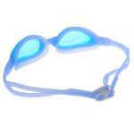 Anti-Fog Swimming Goggles Soft Eye Glasses Earplugs Mix-Color Water Sports