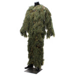 Camouflage Suit Birdwatching Hunting Ghillie Tactical Clothing Split Hunting