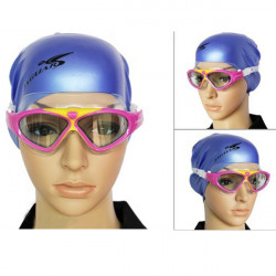 Color Optional Antifog Waterproof Swimming Goggles Glasses For Child