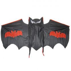 Cool Sort Bat Flyende Drage Udendørs Entertainment Toy Gave til Kid