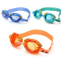 Krabbe Børn Svømmebriller Justerbar Vandtæt Svømning Briller