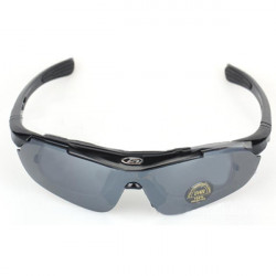Cycling Bike Bicycle Sunglasses 5 lens Outdoor
