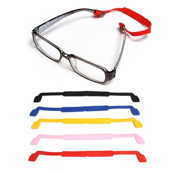 Elastische Silikon Brille Umhängekordel Sonnenbrille Strap Sonnenbrille