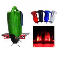 Electric Unicycle LED Pedal Lights Warning Lights Accessories