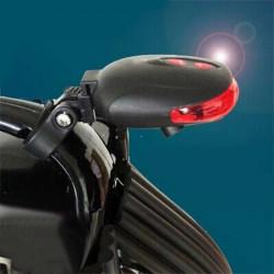 Elektro Einrad Warnung Laserlichter Rückleuchten Einrad Tackles