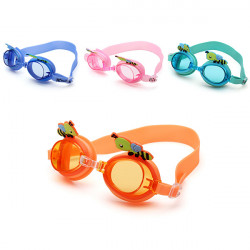 Fashion Unisex Kids Swimming Glasses Water Sports Goggles Anti-fog UV