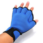 Fingerness Swimming Gloves Frog Webbed Gloves Fitness Training Gloves Water Sports