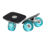 Free Line Skates Drifting Roller Skating Flashing Wheel With Wrench Outdoor Recreation