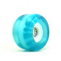 Freeline Skate Drift Skate Räder Blau blinkend Räder