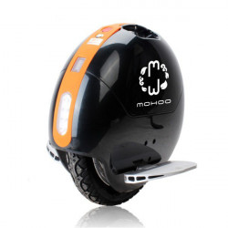 MoHoo Removable Battery Electric Unicycle Bluetooth Speaker LED Light