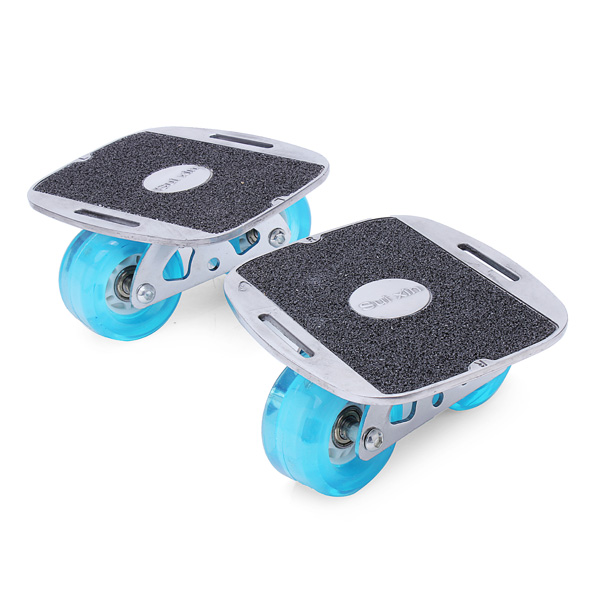 Newest Drift Skates Freeline Skates Board Flashing Wheel Outdoor Recreation