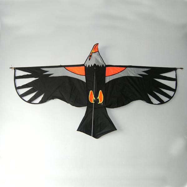 Udendørs American Eagle Easy Kontrol Flyende Drage med 100M Line Udendørs Leg