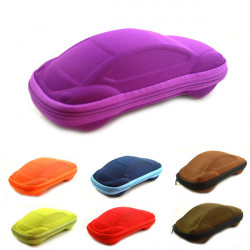 Outdoor Car Shaped Eyeglasses Sunglasses Case Box