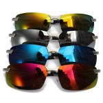 Outdoor Cycling Anti Color Brilliance Film Polarized  Sunglasses Sunglasses