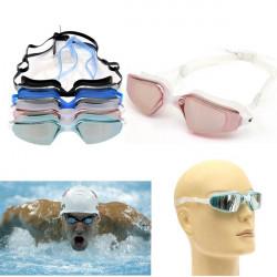 Plating Erwachsenenschwimmbrille Verstellbare Schwimmbrillen