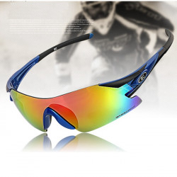 Polarized Bike Bicycle Cycling UV Polaroid Sunglasses Sun Glasses