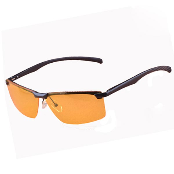 Polarized Night Vision Glasses Driving Goggle Sunlasses Aviation Sunglasses