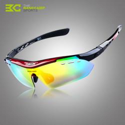 Polariseret Polaroid Bike Cykel Cykling UV Solbriller Solbriller