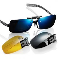 Polarized Sunglasses Roodoon Clip Sun Glasses Night Vision