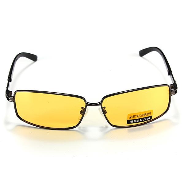 Polarized UV400 Sunglasses Night Vision Driving Eyewear Shade Glasses Sunglasses