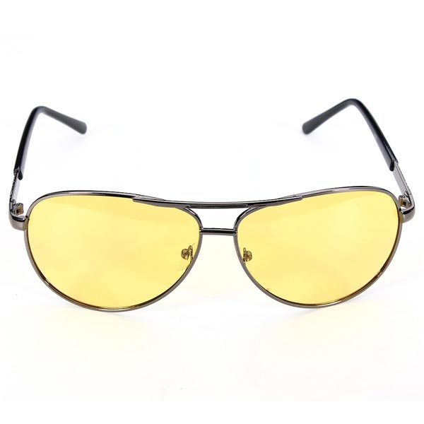 Polarise UV Solglasögon Mörkerseende Körning Glasses Glasögon UV400 Solglasögon