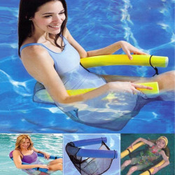 Pool Noodle Chair Water Floating Chair for Adult Kids