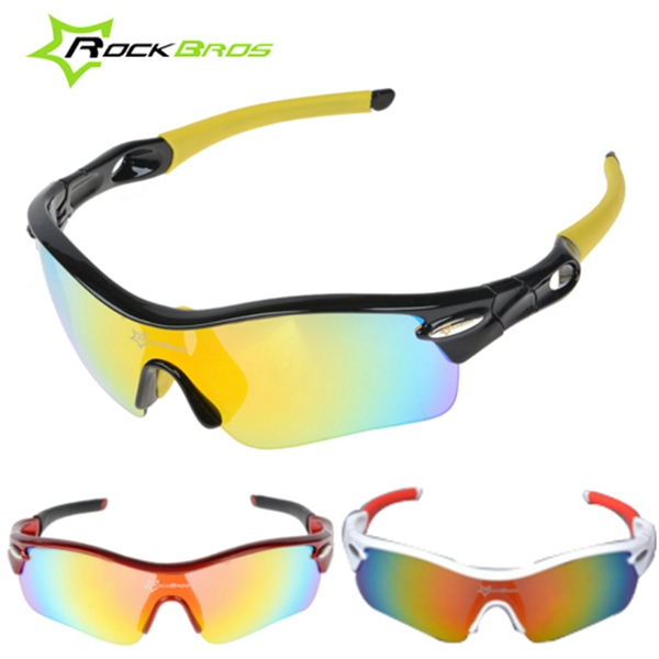 RockBros Polarized Bike Cycling Bicycle Sunglasses Glasses Goggles Sunglasses