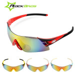 RockBros Polarized UV400 Bike Cycling Bicycle Sunglasses Glasses Sunglasses