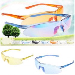 SAHOO Uv 400 Protection Bicycle Riding Sunglasses Glasses Windproof