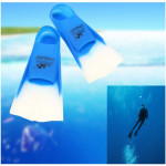Short Diving Flippers Swimming Training Fins Diving Equipment Water Sports