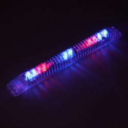 Solar Einrad Auto Strobe LED Licht Warnleuchten Dekoration Licht