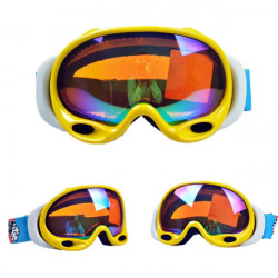 Sports Skiing Snowboard UV Protective Goggles Eyewear