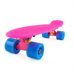 Super Cool Mini Skateboard Skate Scooter for Working School Outdoor Recreation