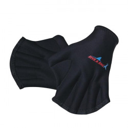 Swimming Finger Webbed Gloves Diving Gloves Swimming Training Gloves
