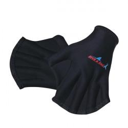 Simning Finger Simhud Handskar Dykning Handskar Swimming Träningshandskar