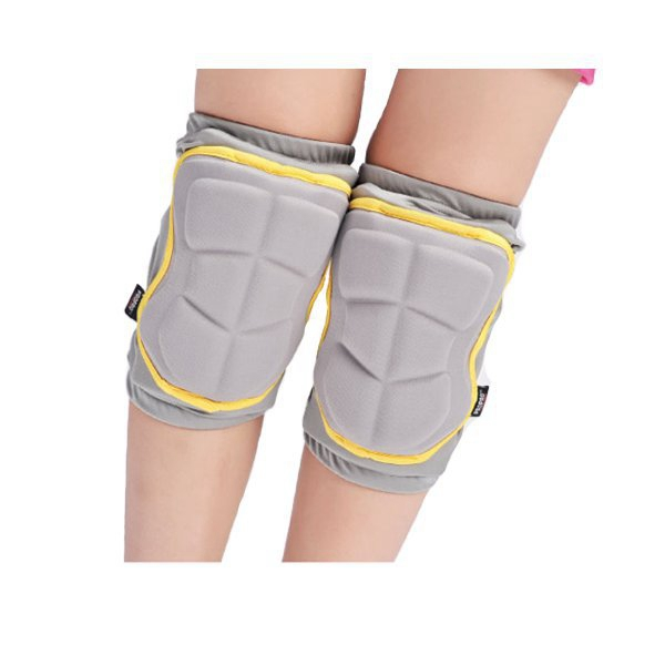 Three Layers Thick Skiing Skating Soft Kneecaps Protective Pads Outdoor Recreation