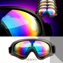 UV400 Anti-fog Ski Skiing Snowboard Googles Sunglasses Glasses