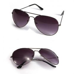 UV400 Avaitor Spejled Solbriller Unisex Toad Glasses