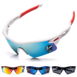UV400 Bike Cycling Bicycle Eyewear Sunglasses Riding Glasses Sports