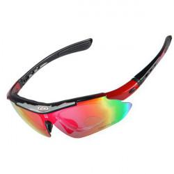 UV400 Schutz polarisierte Sport Fahrrad Schutzbrille Sonnenbrille
