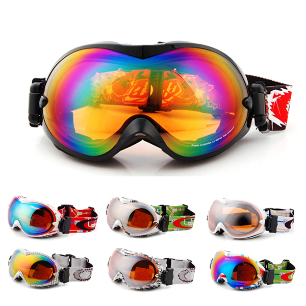 UV Protection Ski Snowboard Skate Goggles Glasses Eyewear Sports Sunglasses