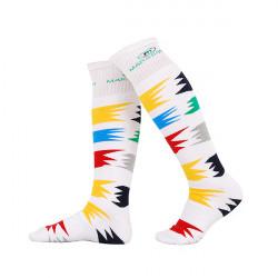 Warme Winter Ski Socken Knee High Leg Sport dick lange Socken