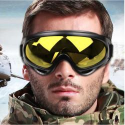 X400 UV Tactical Bike Goggles Ski Skiing Skating Glasses Sunglasses