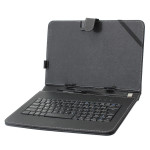 10.1 Inch French Keyboard PU Leather Case Cover With Stand For Tablet