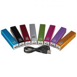 2600mAh externes Ladegerät USB Energien Bank für iPhone Tablet