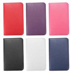 360 Degree Rotating PU Leather Case For Samsung Galaxy Tab 3 T310