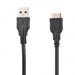 50CM Universal Black USB 3.0 Cable For Tablet PC