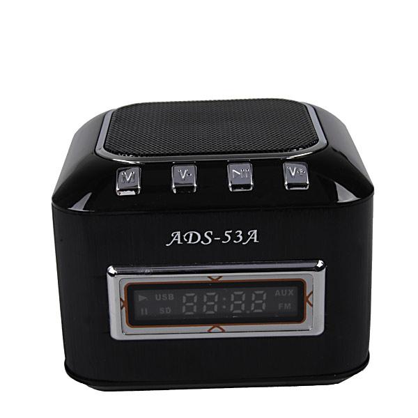 ADS 53A drahtloser Bluetooth Lautsprecher Unterstützungs TF Karte Tablet Zubehör