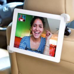 Adjustable Stand Car Back Seat Mount Holder For 9.7-12 Tablet
